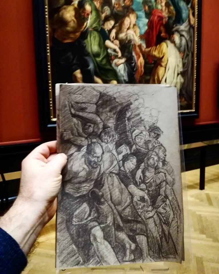 """Himmelfahrt Maria"" - Peter Paul Rubens"