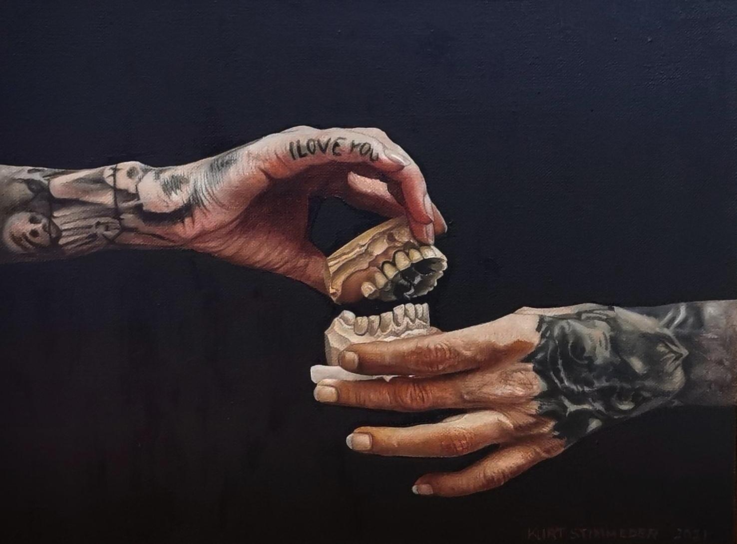 """Talking Hands"""